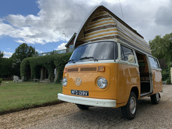 original vw camper