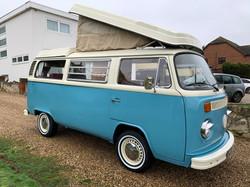 4 berth vw camper vans for sale