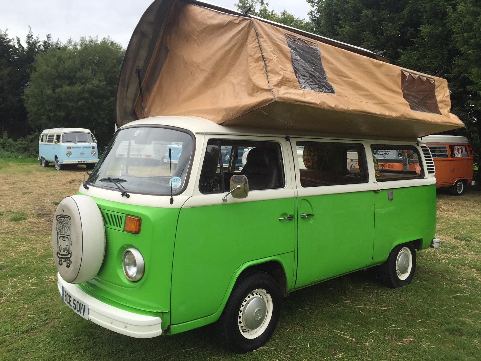 Rare VW Viking Camper Van