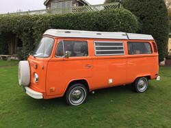 1973 LHD US Westfalia Camper For Sale