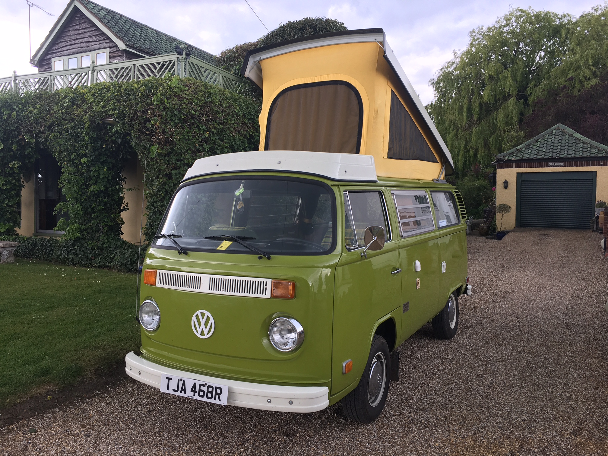 1978 Automatic VW Westy Camper Van