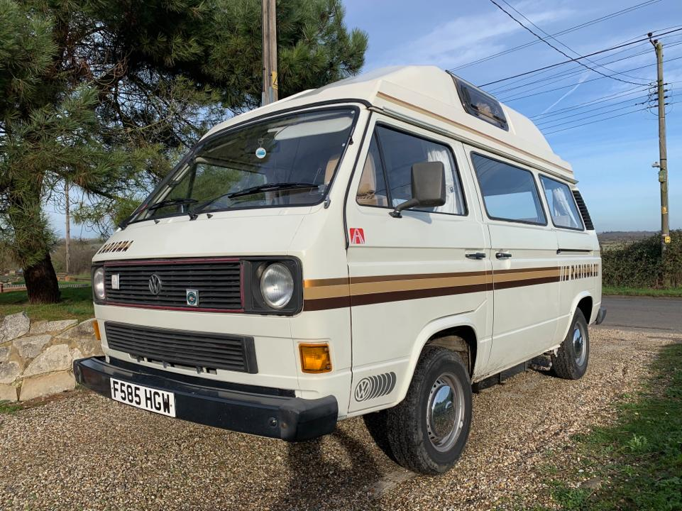 T25 FOR SALE IN LONDON
