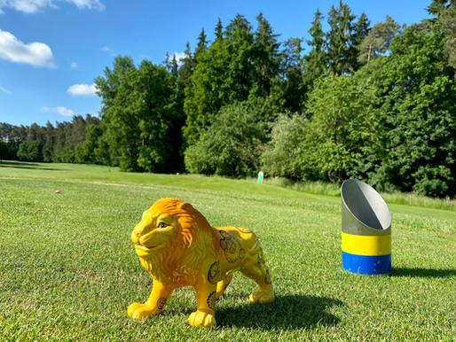 1. Golfturnier des LIONS Club Ansbach Christiane Charlotte e.V.