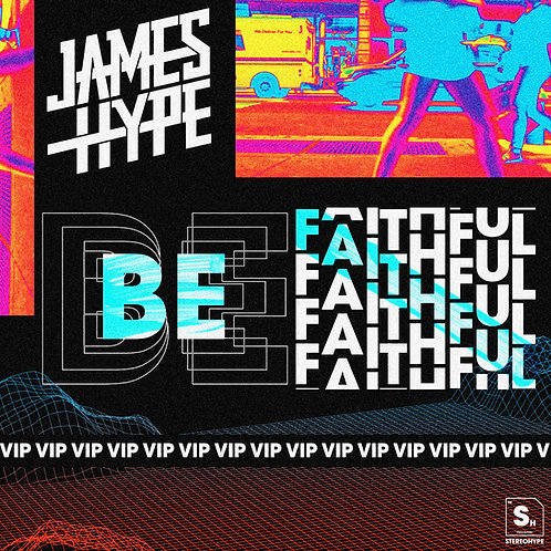 Be Faithful VIP - Producer Sample Pack