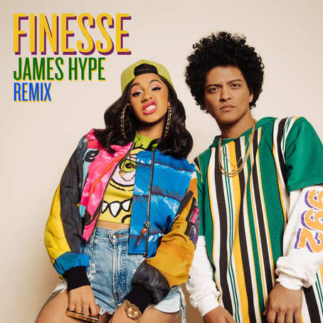 Bruno Mars Ft Cardi B - Finesse (James Hype Remix) OUT NOW!