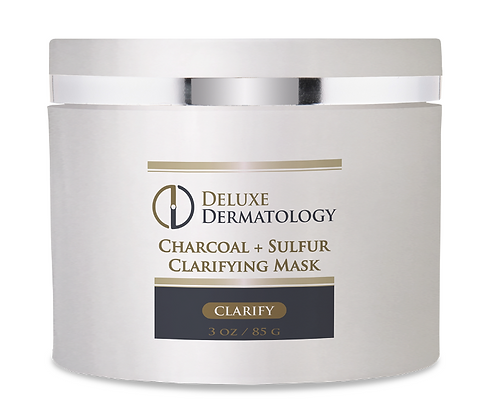 Charcoal + Sulfur Clarifying Mask
