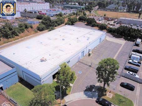 21,320尺倉庫出租, 位於La Habra