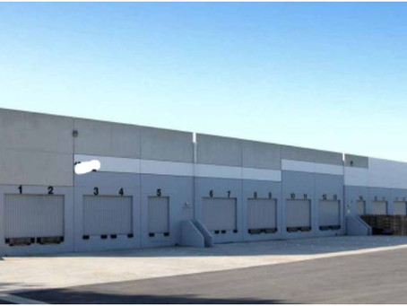 [CUPS]100,000尺仓库转租,位于Industry