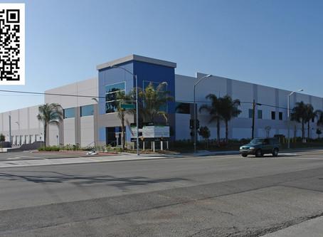 [CUPS]141,100尺倉庫轉租, 位於Compton