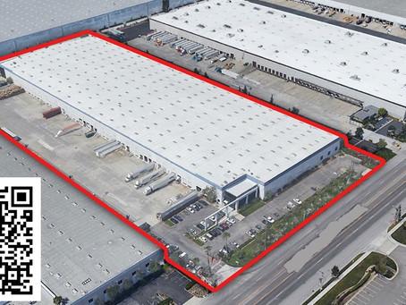 [CUPS]236,867尺倉庫出租, 位於Ontario