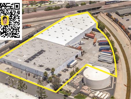 [CUPS] 93,280尺倉庫出售, 位於La Mirada