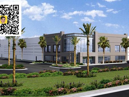 [CUPS]135,287尺倉庫出租或出售, 位於San Bernardino