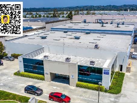 [CUPS]37,390尺倉庫出售, 位於Fullerton