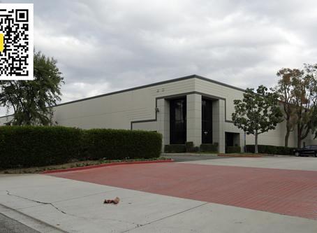 [CUPS]40,000尺倉庫轉租, 位於Fontana