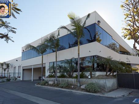 55,000尺倉庫出租, 位於Long Beach