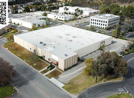 [CUPS] 45,225 尺倉庫出售, 位於 Monterey Park
