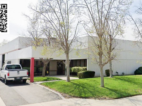 [CUPS]8,224尺倉庫出租或出售, 位於Rancho Cucamonga