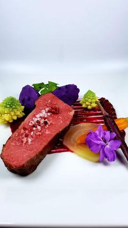 Hovězí sirloin steak