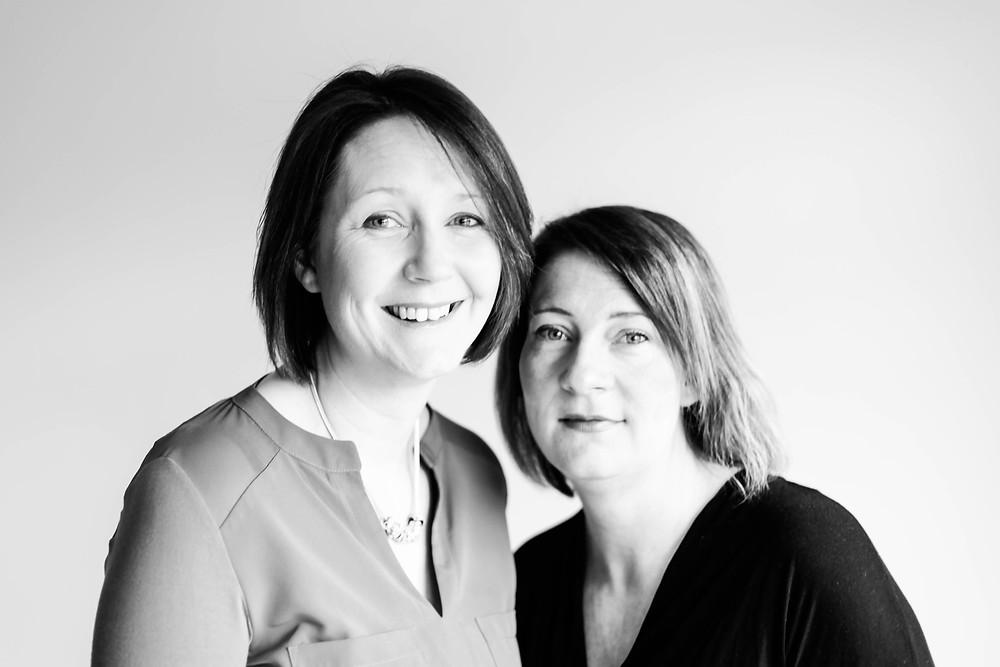 LifeWorks Karen (left) & Alison