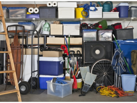Get your garage in order: Expert tips on decluttering this much-misused space