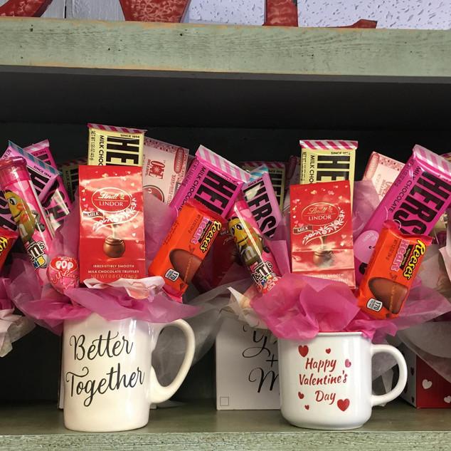 Candy Mugs