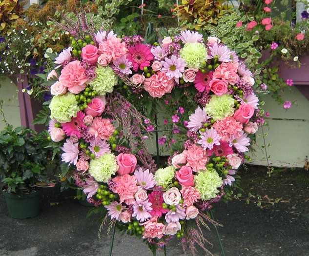 W2-Pink/Green/Lavendar Heart $245