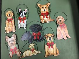 Christmas Dogs!!