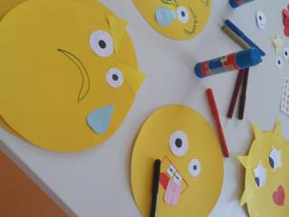 Работилница за емоджита за малки и големи по случай 1 юни, Ден на Детето!