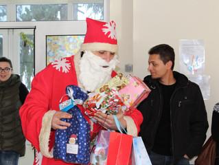 """Първото Коледно парти на децата от център """"Аутизъм Днес""""- Плевен - 22 декември 2018 г."""