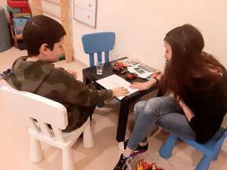 Запечатани моменти от индивидуалните терапевтични сесии по поведенческа терапия