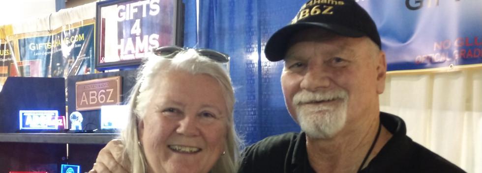 Janet and Tom Orlando 2019