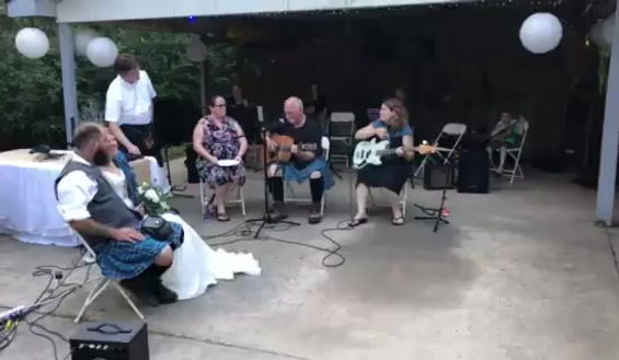 Wedding Song - Thom & Lessley
