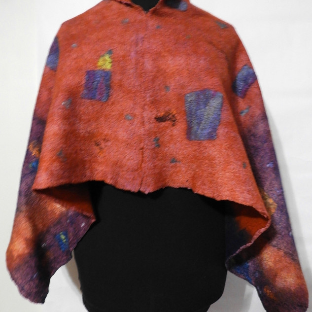 rust cape