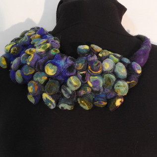 sea coral neckpiece