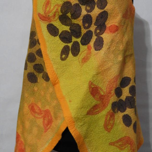 gold olives versatile vest