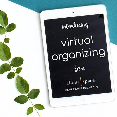 Virtual Organizing - One Room