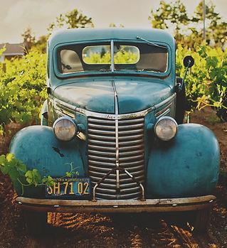 Caminhão Vintage