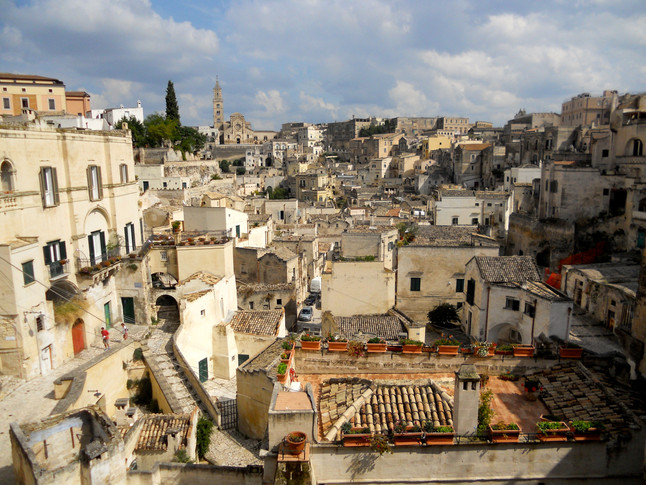 Matera to be 2019 European Capital of Culture in Italy