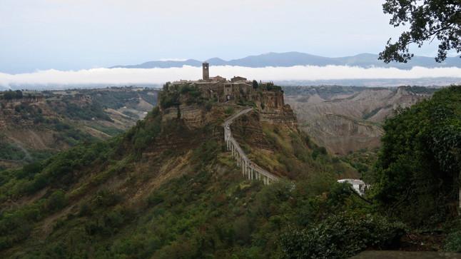 Civita di Bagnoregio: Doomed to Extinction!