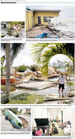 Hurricane photo page