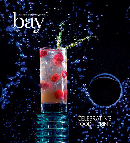 Bay Magazine Food and Drink Issue