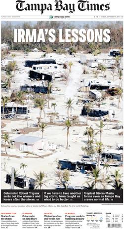 Irma retrospect, Sunday 1A