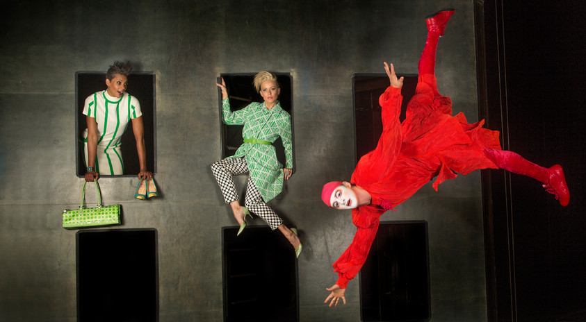 Bay Magazine Cirque du Soliel in town