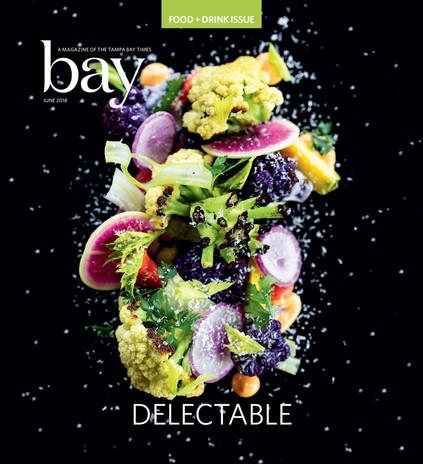 Bay Magazine Food issue