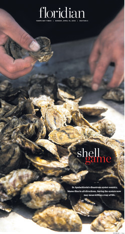 Oysters Cover Floridian