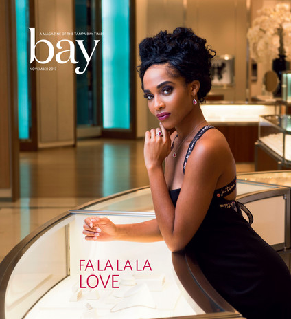 Bay Magazine Little Black Dress