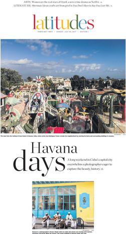Latitudes Cuba