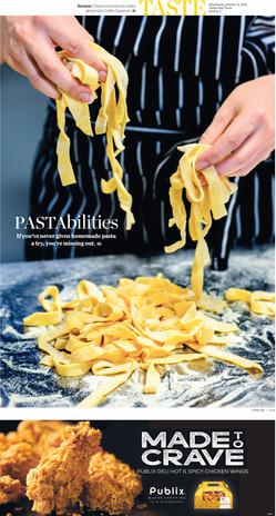 Taste: How To, Pasta