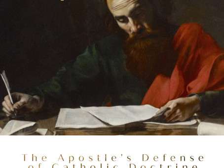 What did the Apostle Paul say?
