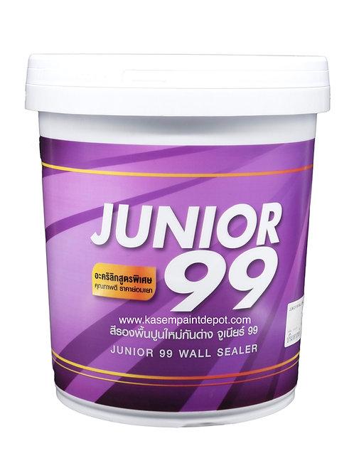 รองพื้นปูนใหม่นิปปอน จูเนียร์ 99 Nippon Junior 99 Wall Sealer ถังใหญ่
